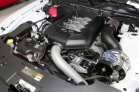 600 Horsepower in Four Hours - ProCharger's 2011 5-Liter Mustang Kit Install