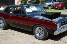 '68 Hurst HEMI Dart L023: Is This The World's Fastest Muscle Car?