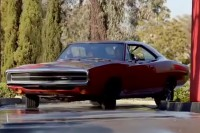 Video: Groovy KFC Ad Features '70 Dodge Charger R/T, Muttonchops