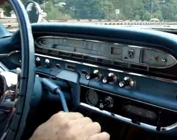 Video: Speed-Shifting a Three-on-The-Tree Galaxie