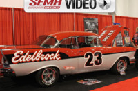 SEMA 2011: Ohio Technical College Teams Up With Edelbrock