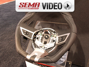 SEMA 2011: The Right Direction With Grant Products