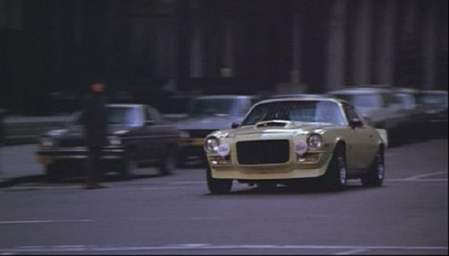 "Video: Is The ""Gumball Rally"" '70 Z/28 The First Pro-Touring Camaro?"