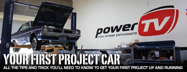 All The Tips And Tricks To Get Your First Project Car Up And Running