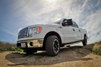 Installing M/T STZ Tires And Dick Cepek Wheels Our Ecoboost F-150