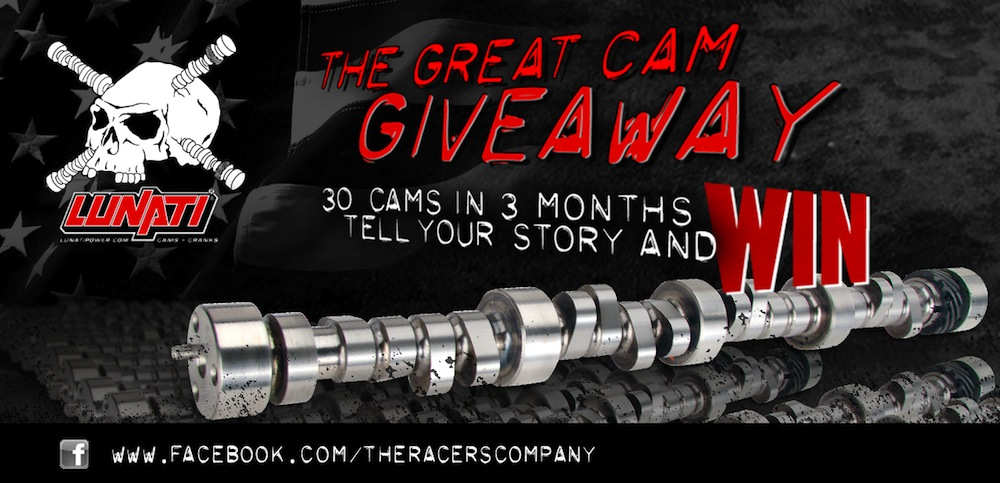 Win a cam this week with Lunati and powerTV!