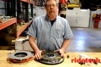 Video: Ridetech Talks About The New Centerforce DYAD Clutch