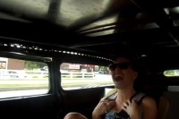 Video: Sexy Girl Takes A Wild Ride In A Chopped Rat Rod