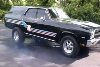 Video: I Love The 80s - One Sweet 1970 Chevelle Wagon