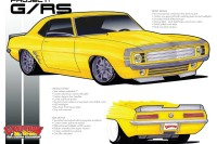 Goodguys Introduces New Vehicle: Project G/RS '69 Camaro