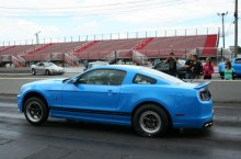 Video: '13 Shelby GT500 Runs 10.02 at 141 mph!