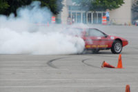 Video: Home Built Fiero Hits 155 On Electric Power