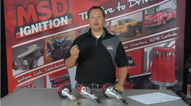 Video: MSD Explains How to Choose the Right Ford Distributor Gear