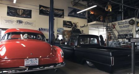 Full Service Fabrication Shop: Hot Rods and Good Times at TBC!