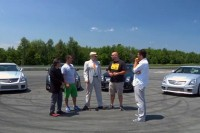 Videos: DRIVE Hosts Thrash CTS-Vs for Their Chance at the Most Views