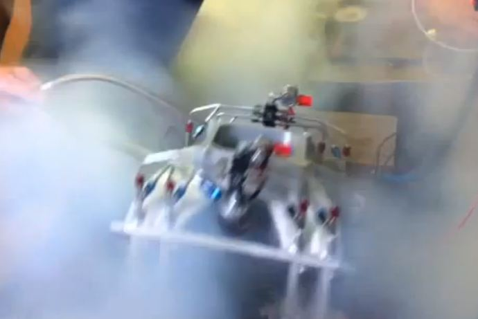 Video: Induction Solutions Flies An Intake Manifold With Nitrous