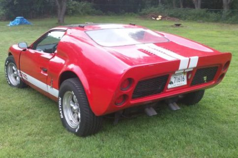 Craigslist Find Fiero Based Ford Gt40 Replica Street Muscle