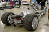 Video: A Very Different Kind Of Hot Rod With Blown HEMI Power