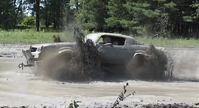 Video: Off-Road Capable Z28 Isn't Afraid Of Mud