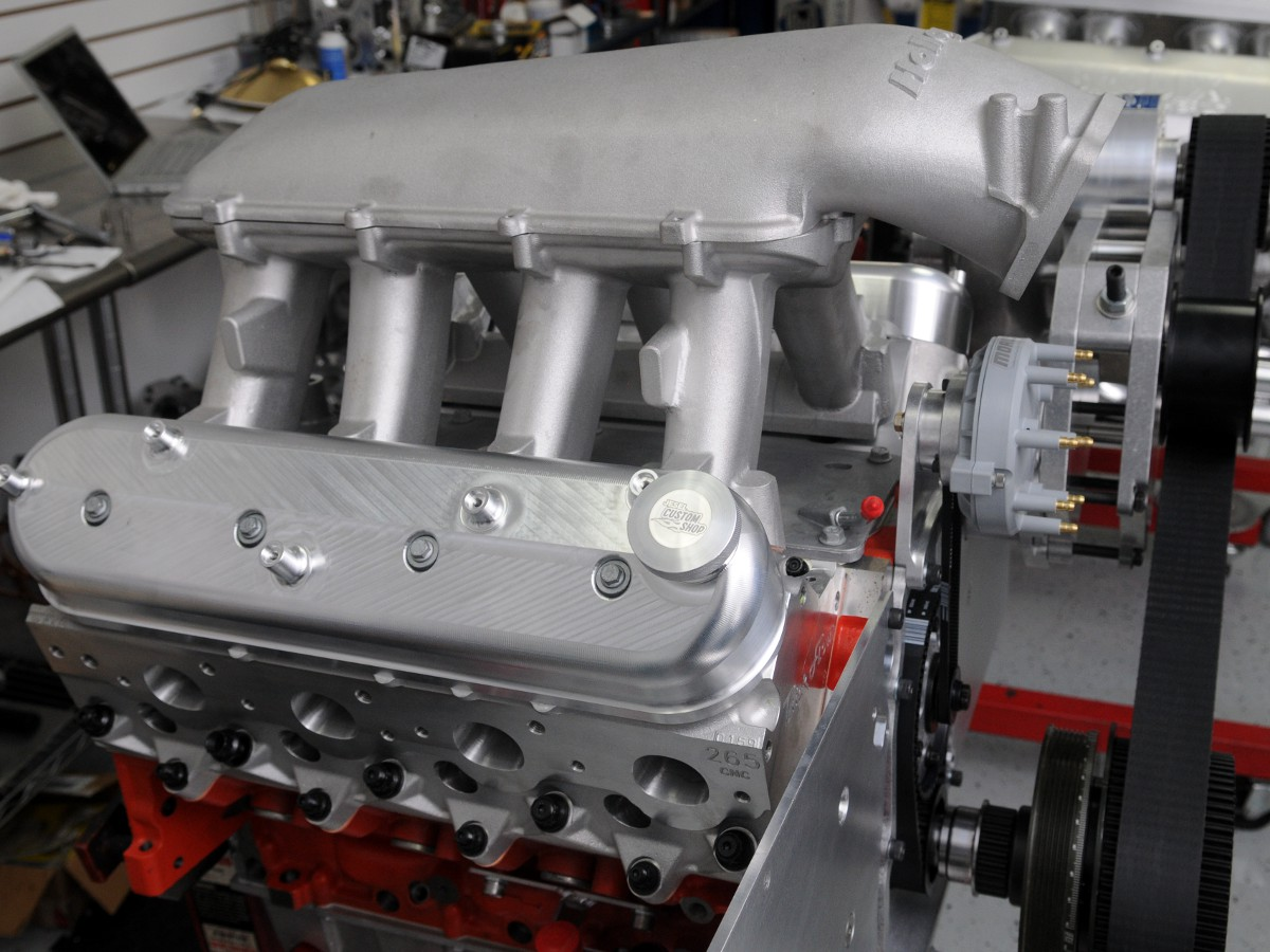 Tech: Inside Holley's Hi-Ram Modular Intake Manifold for LS Engines