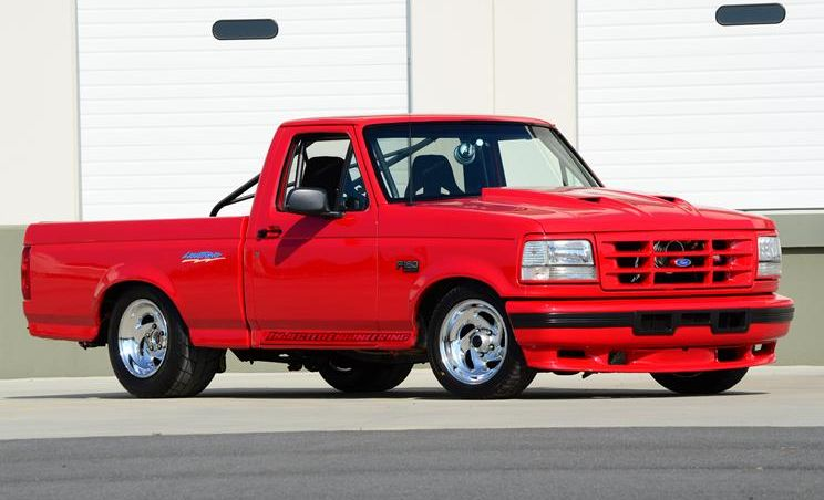 Turbocharged, 900HP Ford Lightning Pickup For Sale