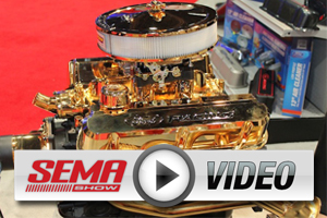 SEMA 2012: Proform Parts Ups The Ante On Dress-Up