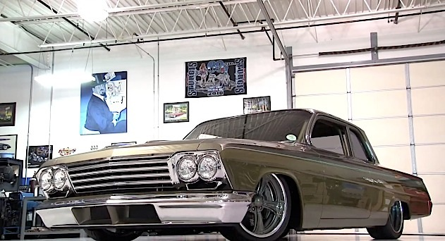 Video: Lots to Learn on Billet Specialties Shop Tour
