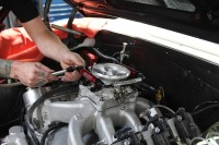 Installing FAST's EZ-EFI Fuel Injection System