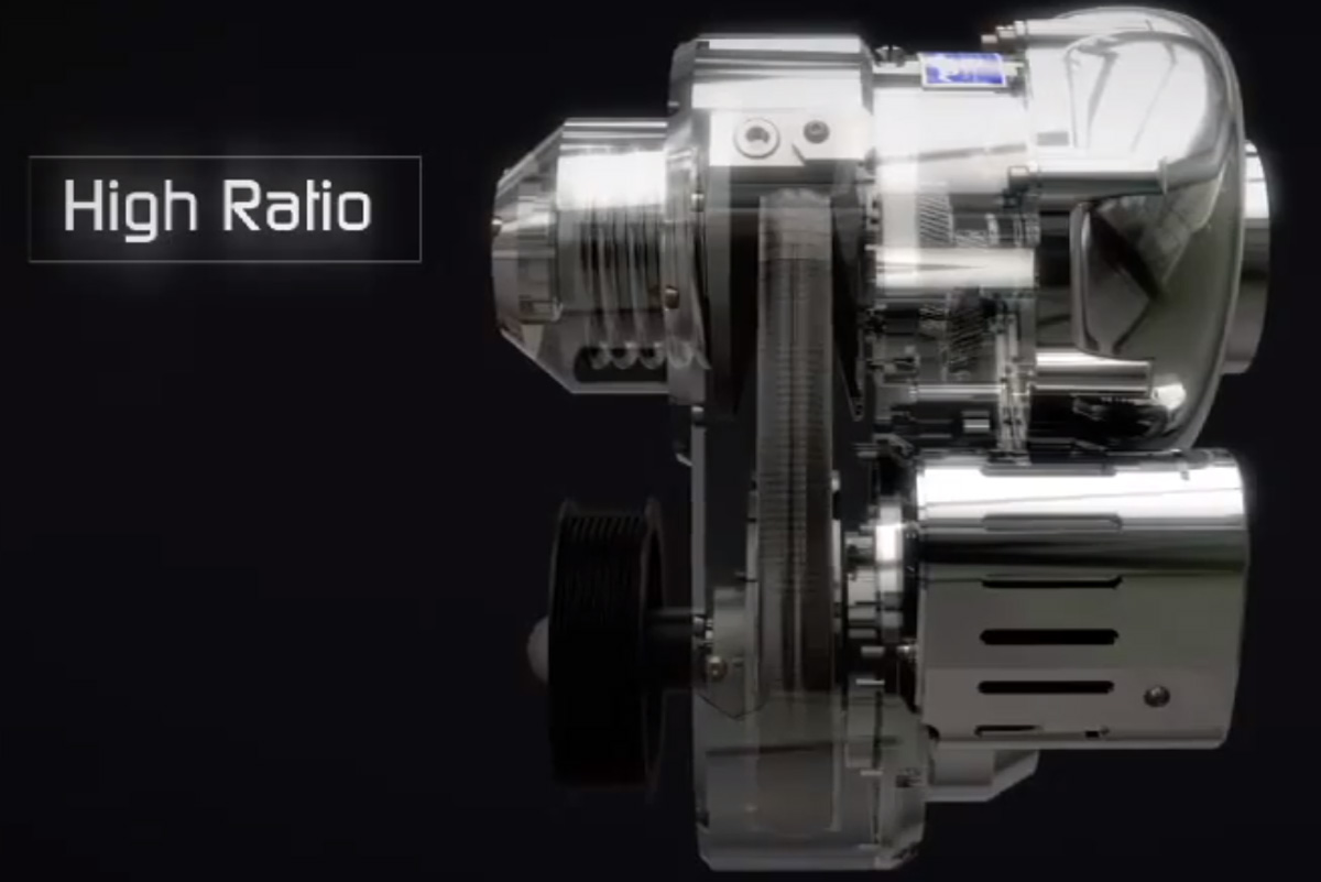 ProCharger Introduces Revolutionary Programmable Ratio Supercharger