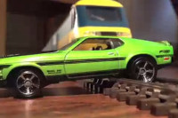 Video: Stop Motion Film Captures The Joy Of Toy Car Cop Chases
