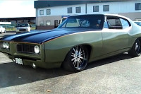 Video: LS1-Swapped '68 LeMans Hooning About