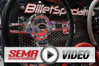 SEMA 2012: Billet Specialties Announces All New Hot Rod Innovations
