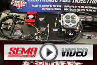 SEMA 2012: Edelbrock Hits Easy Street With E-Street EFI Fuel Systems