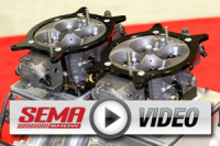SEMA 2012: Holley's Gen 3 Dominator Flows Up To 1475 CFM