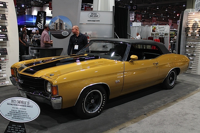 SEMA A Gallery Of Muscle Cars Cool Trucks And Hot Rods - Custom car cool