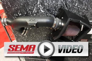 SEMA 2012: K&N's Latest Intake Offerings For Late-Model Vehicles