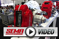 SEMA 2012: SSBC Brakes Offering Drag Racers Added Stopping Power