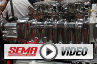 SEMA 2012: Edelbrock E-Force Supercharger Systems for SBC