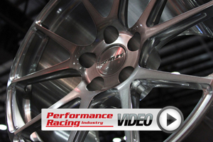 PRI 2012: Forgeline Wheels - New Grip Equipped Musclecar Line-Up