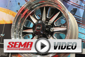 SEMA 2012: Weld Brings Performance to Truck and Trailer Wheels