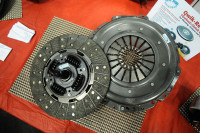 IMIS 2012: Fidanza's New Qwik-Rev Flywheel And Clutch Combos