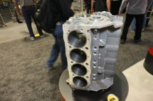 Dart's LS Engine Block, Updates SBC and SBF Aluminum