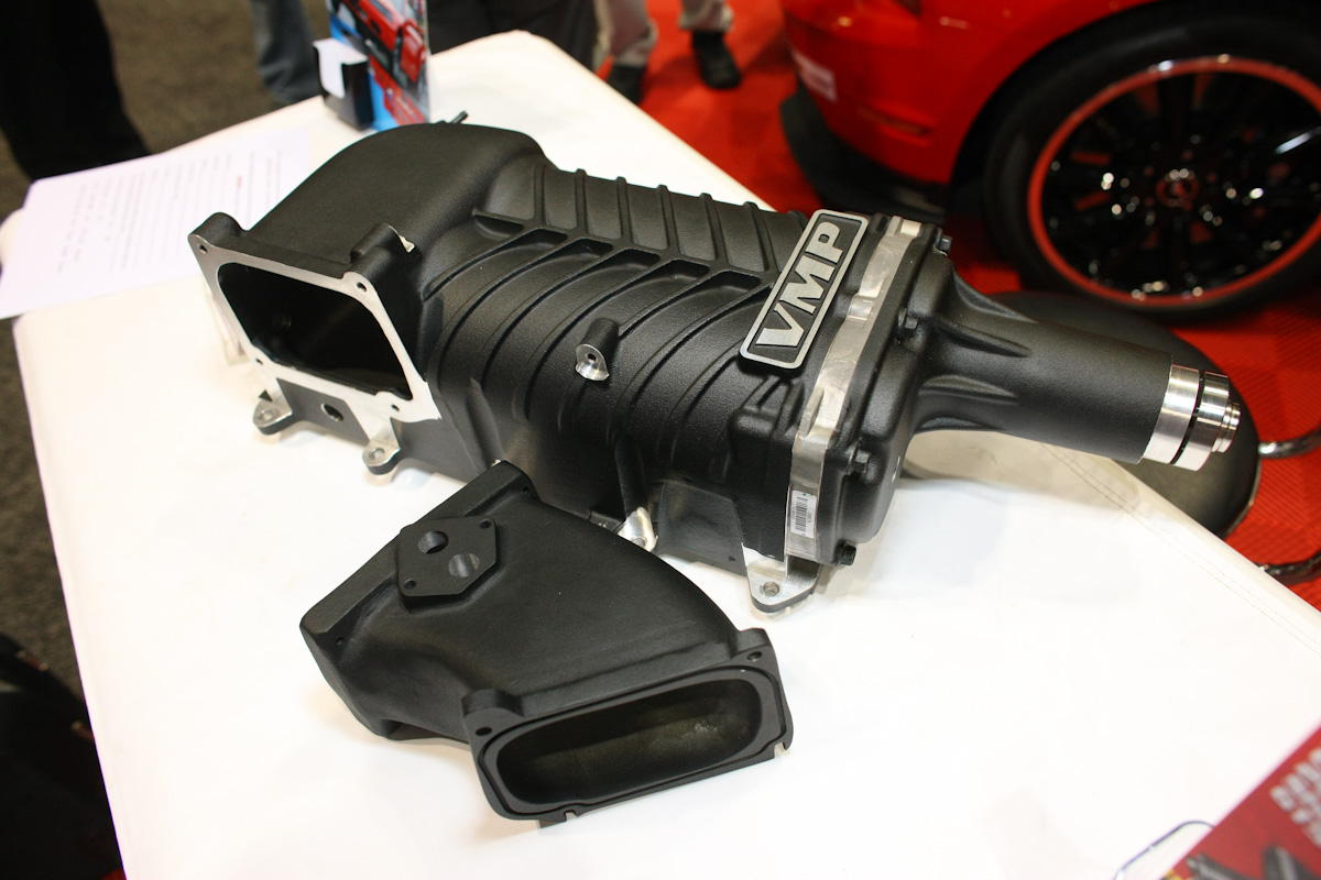 VMP Superchargers - For The '03-04 Cobra and '07-13 Shelby GT500