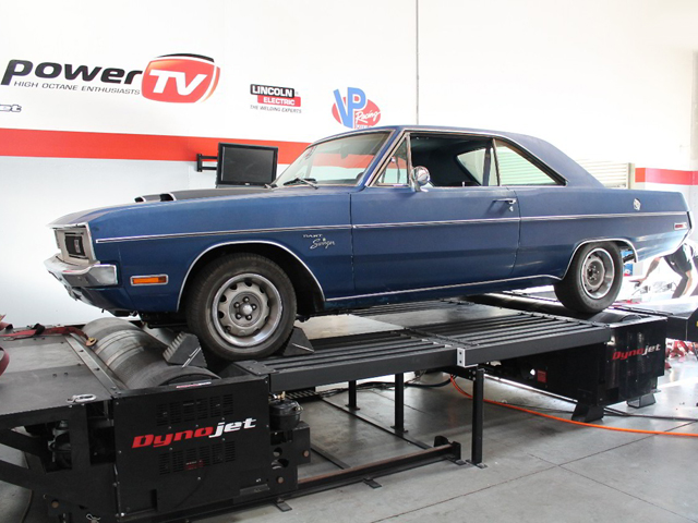 Common Upgrades For An LA318 In A 1971 Dodge Dart Swinger