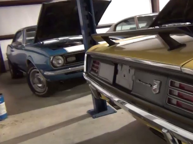 Video: One Man's Awesome Car Collection