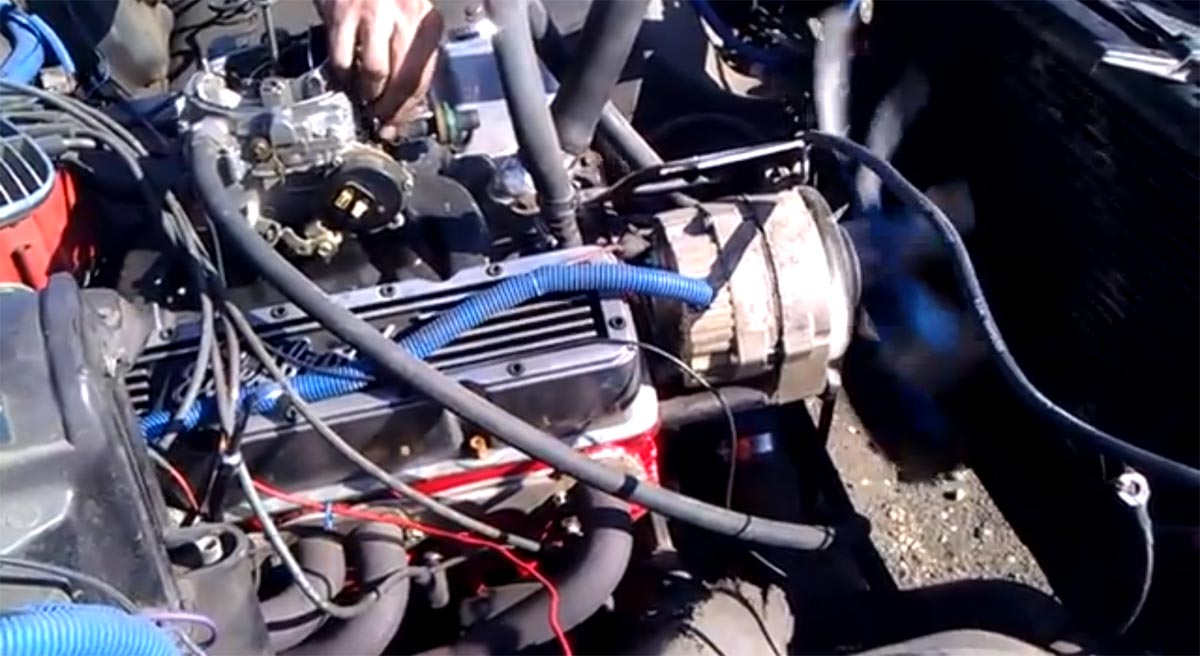Video: A Lot Of Edelbrock, And A Redneck Kill Switch