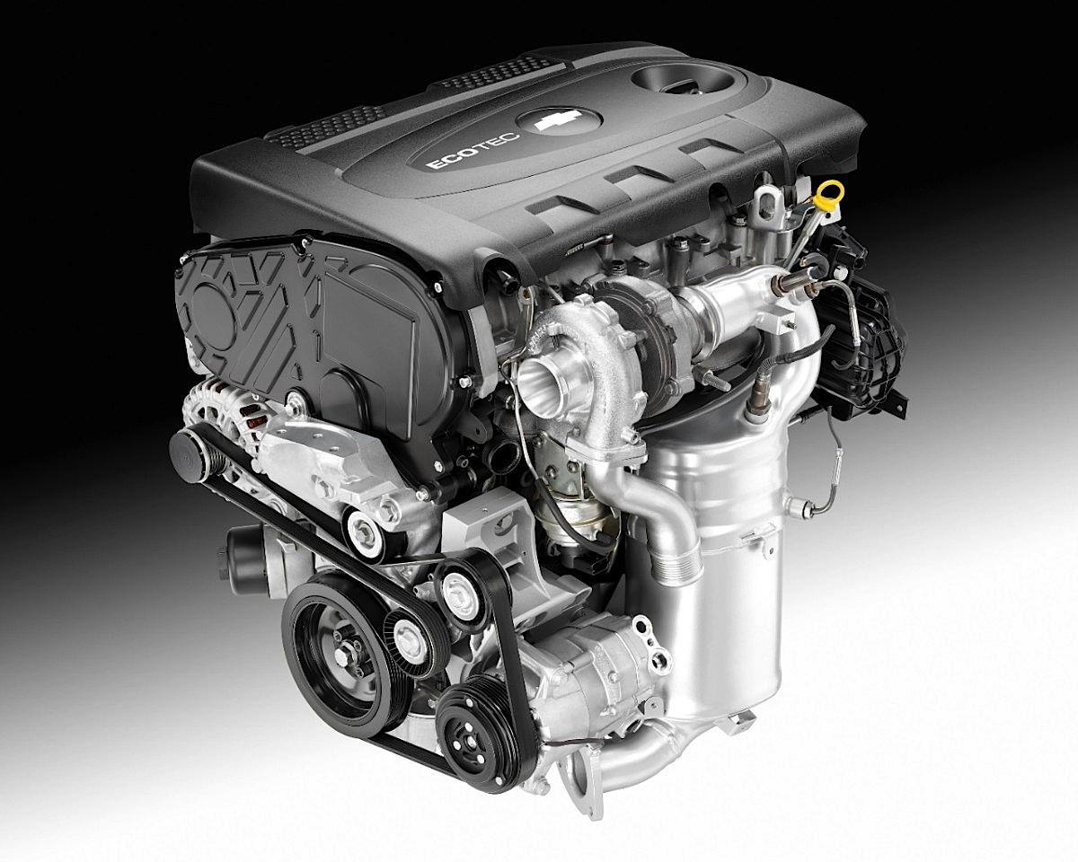 Chevy Cruze Goes Diesel, Cruises Further With 258 lb-ft And 42mpg