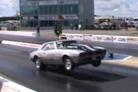 Video: LSX454R On Nitrous Pushes 67 Camaro to 8.95