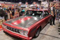 Video: Ray Evernham's Custom Plymouth Belvedere