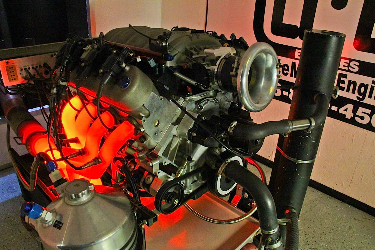 Engine Build Part 2: Wrapping Up The RHS-Backed, 720HP LSX 502